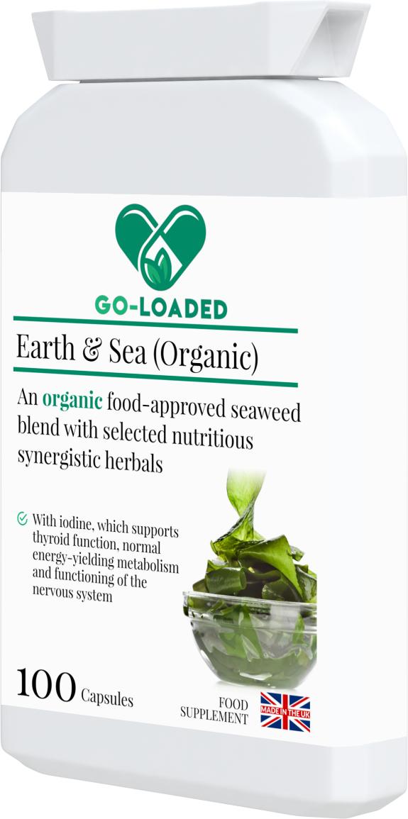 earth and sea organic left side