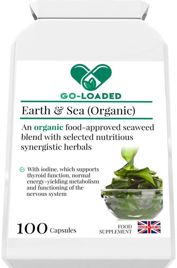 earth and sea organic front
